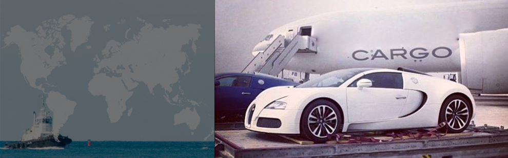 car shipping worldwide